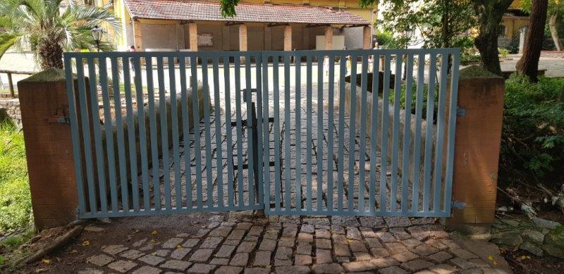 Portões Automáticos ou manuais