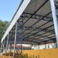 Construção de galpão industrial em campinas