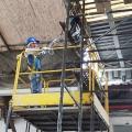 Serviço de manutenção industrial