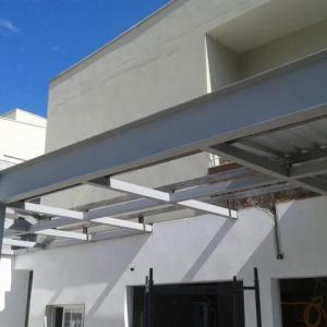 Empresa de estrutura metalica sp