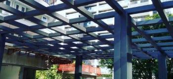 Estrutura metalica em jundiai