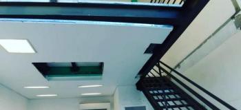 Mezanino metalico para escritorio