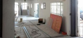 Reforço estrutural projeto